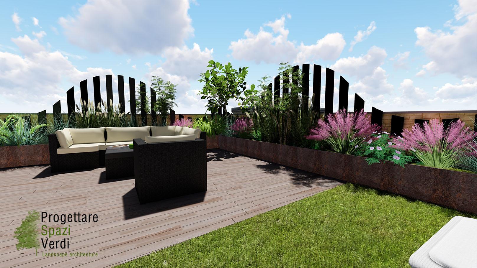 Render giardino 2
