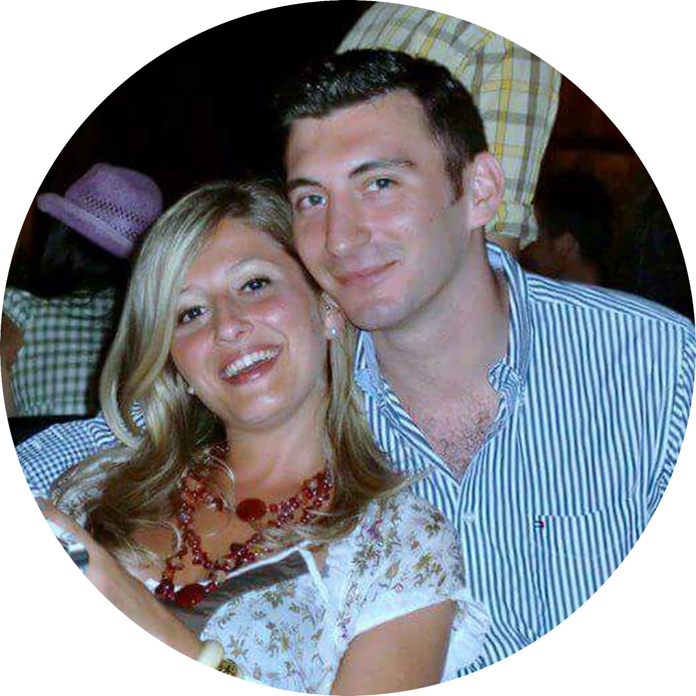 Enrica e Lorenzo