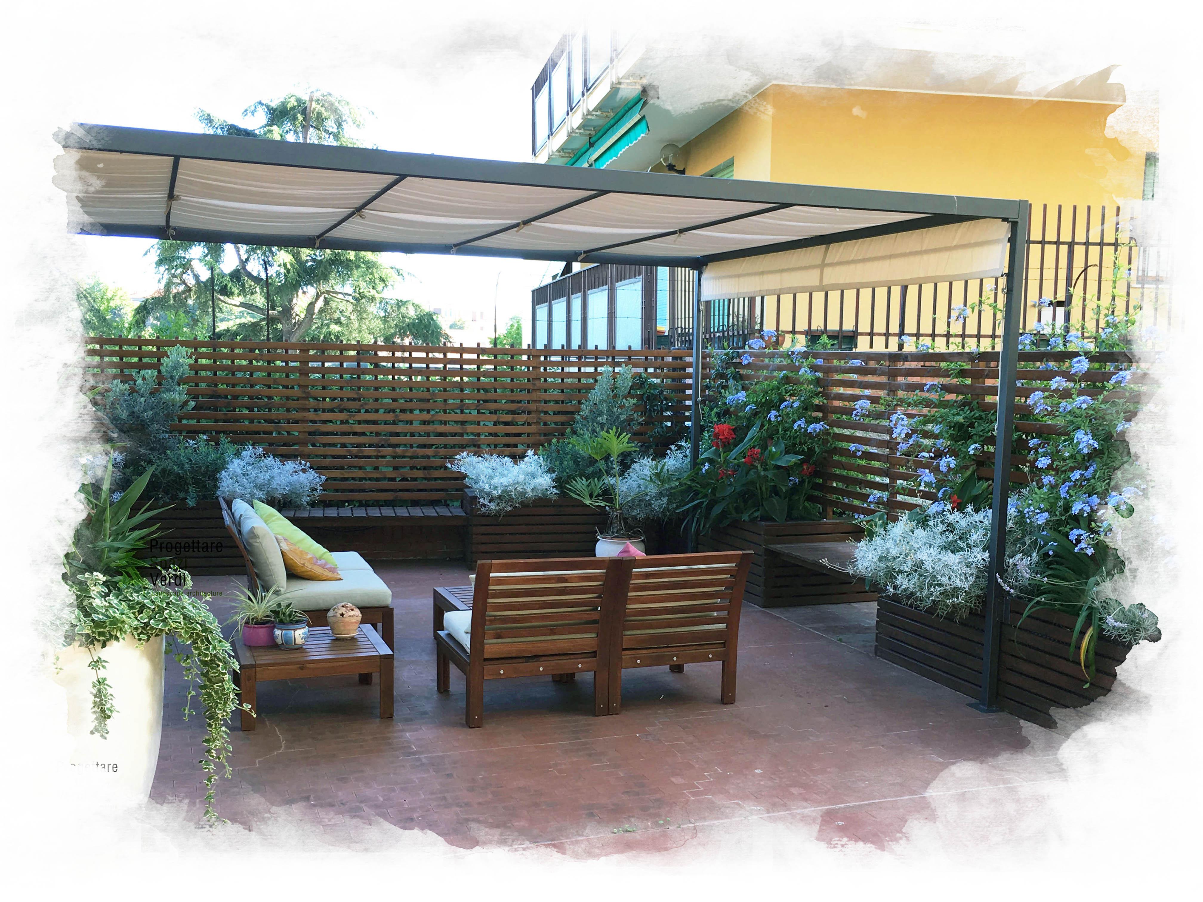 realizzazione giardino architetto paesaggista Andrea Telefono Andrea Jentile (1)