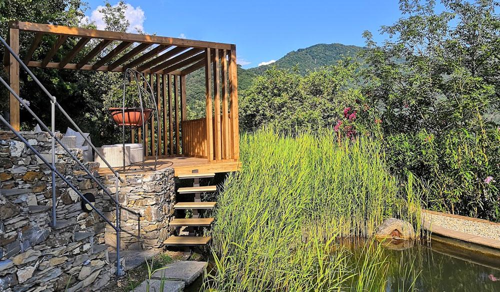 Progettazione giardino Genova